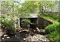 NH5137 : White Bridge, Glen Convinth by Craig Wallace