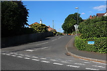 SP0366 : Salop Road at the junction of Plymouth Road by David Howard