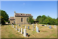 SE3770 : St. Mary's Church, Marton-le-Moor - converted by Trevor Littlewood