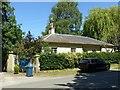 SK6943 : Manor Lodge, East Bridgford by Alan Murray-Rust