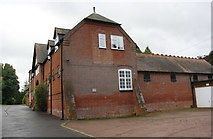 SK6514 : Convent (Sisters of St Joseph of Peace), Church Leys by Phil Richards