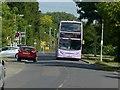 SK6242 : Service 26 bus on Stoke Lane, Gedling by Alan Murray-Rust