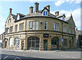 SE2403 : Former Midland Bank, St Mary's Street, Penistone by Humphrey Bolton