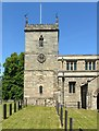 SK6943 : Church of  St Peter, East Bridgford by Alan Murray-Rust
