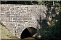 SO6309 : Culvert over Blackpool Brook by John Winder