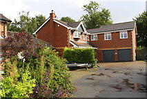 SK6513 : A house in Westfield Close, Rearsby by Phil Richards