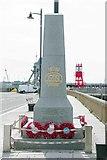 TM2532 : Merchant Navy Memorial by Glyn Baker