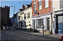 SO7193 : High Street, Bridgnorth by David Howard