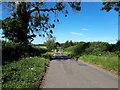 SP1706 : Cyclists, Akeman Street near Williamstrip Farm by Vieve Forward
