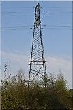 TQ5943 : Pylon by Tunbridge Wells Circular Walk by N Chadwick