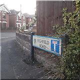 SZ0894 : Moordown: Highfield Road by Chris Downer