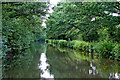 SK1513 : Coventry Canal near Fradley in Staffordshire by Roger  Kidd