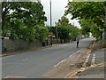 SE2437 : Skateboarding down the A65 by Stephen Craven
