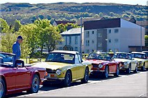 NS2059 : Classics in Largs, North Ayrshire by Mark S
