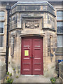NZ2566 : Entrance to St Hilda's School, Jesmond, Newcastle upon Tyne by Graham Robson