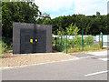 SE2436 : Kirkstall Forge substation by Stephen Craven