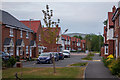 SK3617 : Woodcock Way, Ashby-de-la-Zouch by Oliver Mills