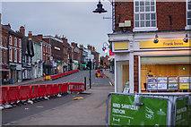 SK3516 : Market Street, Ashby-de-la-Zouch by Oliver Mills