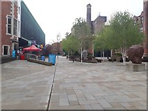 NZ2465 : King's Road, Newcastle University by Graham Robson