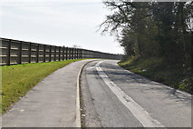 TQ6143 : The old route of the A21 by N Chadwick