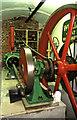 SJ8990 : Hat Works, Stockport - steam engine by Chris Allen