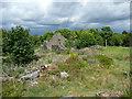 SE1304 : Ruins of Hades Farm, Wooldale by Humphrey Bolton