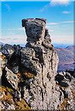 NN2505 : Summit of the Cobbler by Trevor Littlewood
