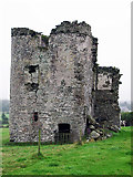 N9525 : Castles of Leinster: Oughterard, Kildare by Garry Dickinson