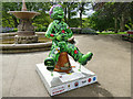 NJ9304 : Duthie Park: Oor Wullie by Stephen Craven