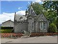 NJ9304 : Duthie Park: east lodge by Stephen Craven