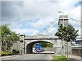NJ9404 : Bridge over Riverside Drive by Stephen Craven