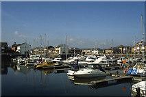 ST1872 : Penarth Marina by Colin Park