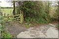 SS5019 : Track, Great Torrington by Derek Harper