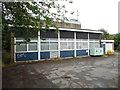 SP9074 : Burton Latimer Telephone Exchange by David Hillas