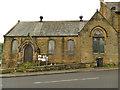 SE2747 : Methodist church, Strait Lane, Huby by Stephen Craven