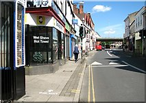 TG2309 : One Way on Magdalen Street by Evelyn Simak