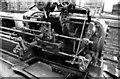 SJ9187 : Albion Mills, Hazel Grove - steam engine by Chris Allen