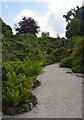 SE5006 : Garden, Brodsworth Hall by habiloid