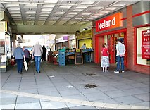 TG2309 : Iceland at Anglia Square shopping centre by Evelyn Simak