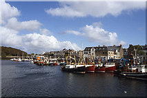 NB4232 : Stornoway Harbour by Colin Park