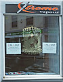 SX9064 : Covid-19 notices, Torre by Derek Harper