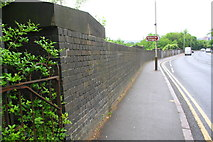 SK5802 : Heading NW along Welford Road (A5199) by Phil Richards