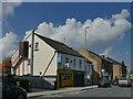 SE2228 : Shops on Whitehall Road, Drighlington by Stephen Craven