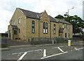 SE2205 : Former Methodist chapel on the A629, Ingbirchworth by Humphrey Bolton
