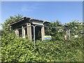 TF6635 : King's Lynn - Hunstanton Railway building by andrew watts