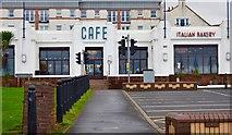 NS2059 : Nardini's, Largs, North Ayrshire by Mark S