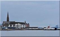 NS2059 : Largs, North Ayrshire by Mark S