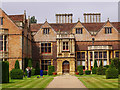 SP2556 : East Elevation, Charlecote Park by Brian Robert Marshall