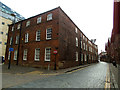 SE3033 : Dock Street, Leeds by Stephen Craven