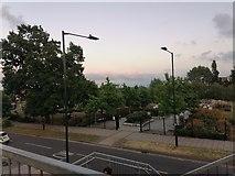 TQ1986 : Park by Wembley Stadium by David Howard